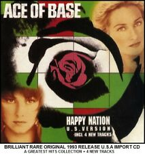 Ace Of Base - A Very Best Greatest Hits Collection RARE 1993 90's Pop Dance CD
