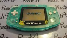 PICK A COLOR *MINT* GLOW in the Dark Nintendo GameBoy Advance Pokemon System GBA