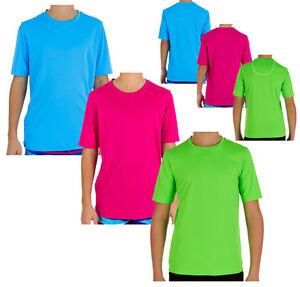 UV-Shirt UV-Schutz 50+ T-Shirt Badeshirt Schwimmshirt Sonnenschutz Kinder 98-164