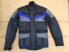 """DYNAMIC Mens Textile Motorbike Motorcycle Jacket Size UK 36"""" to 38"""" Chest   C70"""