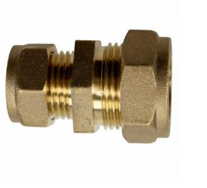 LEAD TO COPPER COUPLING FITTING LEADLINE (15mm x 1/2'') 5lb, 6lb, 7lb, 9lb