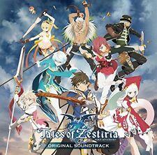 Tales of Zestiria Original SoundTrack Limited Edition Japan Import