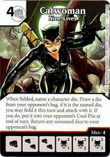 Dice Masters Justice League Catwoman – Nine Lives