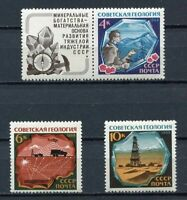 28940) Russia 1968 MNH New Geology Day 3v