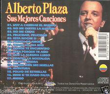 rare BALADA CD 90s & 00's ALBERTO PLAZA Aventurera POLVO DE ESTRELLAS amigo