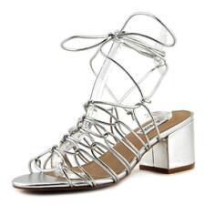 Sandalias con tiras de mujer Steve Madden de tacón medio (2,5-7,5 cm)