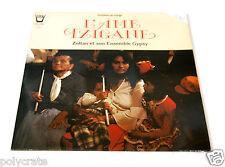 Disque Vinyle 33 tours LP Album L'âme Tziganes Zoltan et son ensemble Gipsy