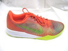 Nike KB Kobe Mentalilty II orange basketball mens athletic shoes sz 14M 2015