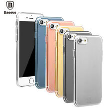 Baseus For iPhone 7/7plus Ultra-thin Slim Silicone Soft TPU Case Cover Skin New