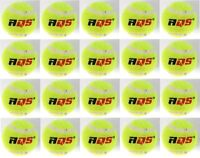 20x AQS Tennis Balls Bright Green For Pets Puppy Play Dog Toys Bouncing Ball New