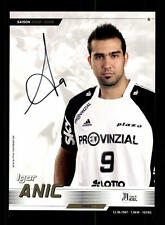 Igor Anic AUTOGRAFO scheda THW Kiel 2008-09 ORIGINALE FIRMATO + a 141892