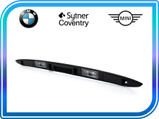 BMW GENUINE X5 E53 2001-2005 TAILGATE TRUNK GRIP HANDLE BOOT BLACK 51137170676