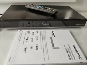 Panasonic DMR-HW100 320GB PVR - Twin Tuner - Tested & Working - Free P&P
