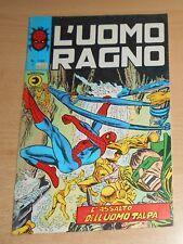ED.CORNO  SERIE  L'UOMO RAGNO  N°  146  1975   ORIGINALE  !!!!!