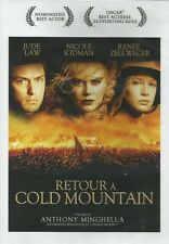 Retour à Cold Mountain DVD NEUF SOUS BLISTER