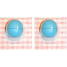 EOS Smooth Sphere Lip Balm -Blueberry Acai Duo (0.25 oz. x 2)