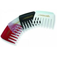 JACK DEAN MALE BY DENMAN GROOMING POMPADOUR STYLE COMBS STREAKER 8 TEETH
