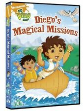 Go Diego Go: Diego's Magical Missions Dvd Brand New & Factory Sealed