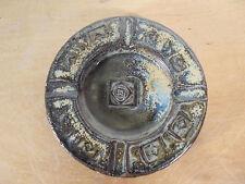 Céramique Vintage 30 Rare Cendrier Grès Vernissé signé Joseph TALBOT La Borne