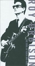 ROY ORBISON-SOUL OF ROCK & ROLL! COMPLETE 4-CD/BOOK/P-CARDS/BOX SET. BEST HITS+!