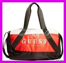 Guess Jeans Backpack School Gym Hand Bag Tote Travelling Shopping Duffel Duffle