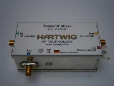13 cm Transmit-Mixer 2.3 - 2.4 GHz, Up-Converter,DVB-T,DATV,CODFM,Es'hail,ATV