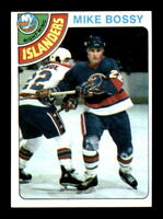 1978-79 Topps #115 Mike Bossy RC EX+ X1359100