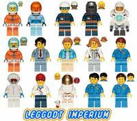 Lego City Space Research & Development NASA Minifigures - 60230 FREE POST