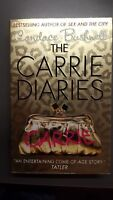 Carrie Diaries by Candace Bushnell Paperback Book. Sex and the City
