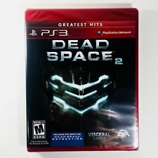 Dead Space 2 Greatest Hits PS3 (Brand New Sealed)