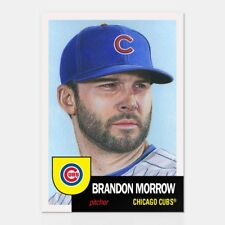 2018 Topps Living Set #30 Brandon Morrow