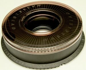 CAROUSEL SLIDE TRAY FOR HASSELBLAD PCP80 6X6 SLIDE PROJECTOR
