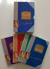 The C S Lewis Boxed Collection • Love, Joy, Grief & Faith • HB • Harper Collins