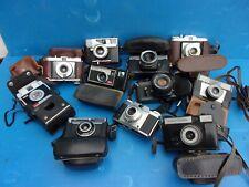 appareil photo ancien , lot de 11.