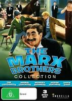The Marx Brothers Collection (DVD 3-Disc Set) NEW/SEALED