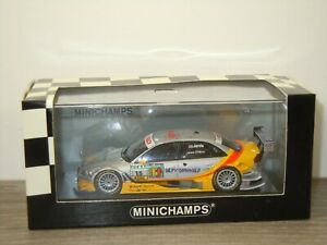 Audi A4 DTM 2008 Olivier Jarvis - Minichamps 1:43 in Box *53484