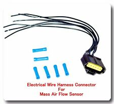Pigtail Wire Connector of Mass Air Flow Sensor MAS0131 Fits: Ford Mazda Mercury