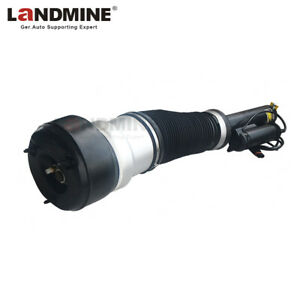 LaNDMINE Front Air Suspension Shock Absorber For Mercedes S-Class W216 W221
