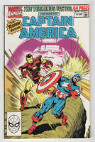 Captain America Annual #9 (1990, Marvel) Iron Man [Terminus Factor] Bagley o