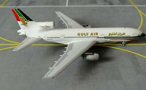 1/400 Gulf Air L1011 A40-TY by NG Models. BRAND NEW, MINT CONDITION