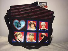 Girls ONE DIRECTION BAND Messenger Bag New