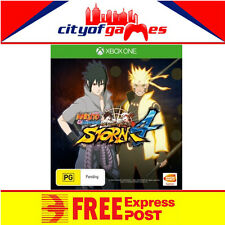Naruto Shippuden Ultimate Ninja Storm 4 Xbox One Brand New Free Express Post
