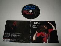 BRITTA PERSSON/TOP QUALITY BONES & A LITTLE TERRORIST(AMIGO/AMCD 2042)CD ALBUM