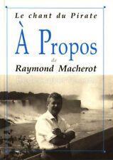 BD Livre A Propos de MACHEROT n°16 Juin 2005
