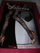 COLLANT RETE DONNA TAGLIA UNICA NERO  ART.8069     - FESTIVANYA