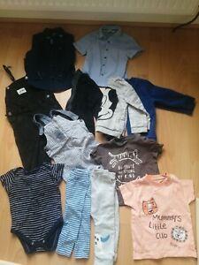 Boys 12-18m Clothes Bundle Toddler Infant 12pcs