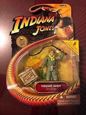 "2008 Indiana Jones ""Last Crusade� Young Indy 3 ¾� Figure Moc"