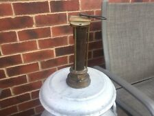 Thomas Williams welsh miners lamp bonneted davy Lamp