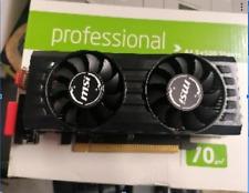 MSI AMD RX 550  2G low profile