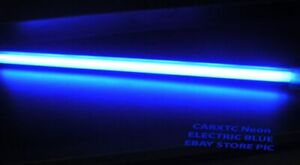 18 Inch BLUE Neons - Glow N Street Neon Car Lighting (Lite the Nite)